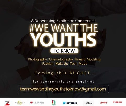 WeWantTheYouthsToKnow